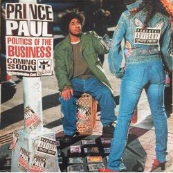 Prince Paul - Politics Of The Business, 2xLP