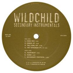 Wildchild - Secondary Instrumentals, 2xLP