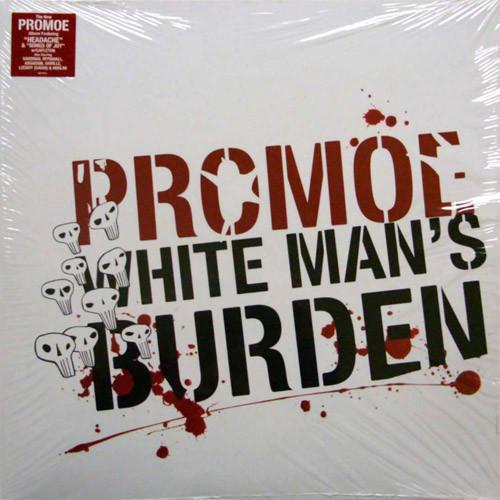 Promoe - White Man's Burden, 2xLP