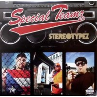 Special Teamz - Stereotypez, 2xLP