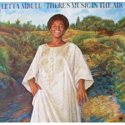Letta Mbulu - There's Music In The Air, LP
