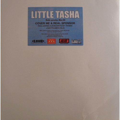 """Little Tasha - Cover Me / Real Sponsor, 12"""", EP"""