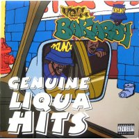 Vell Bakardy - Genuine Liqua Hits, LP