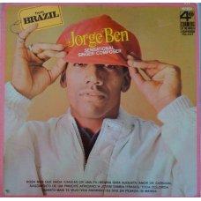 Jorge Ben - Sensational Singer-Composer, LP