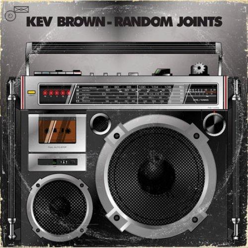 """Kev Brown - Random Joints, LP + 7"""""""