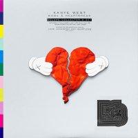 Kanye West - 808s & Heartbreak, 2xLP, Reissue