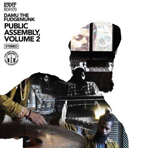 Damu The Fudgemunk - Public Assembly Volume 2, LP