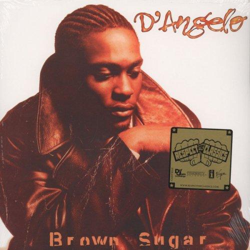 D'Angelo - Brown Sugar, 2xLP, Reissue