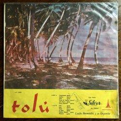 Lucho Bermudez Y Su Orquesta - Tolu, LP