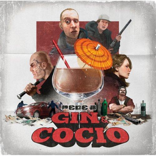 Pede B - Gin & cocio, 2xLP