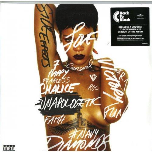 Rihanna - Unapologetic, 2xLP