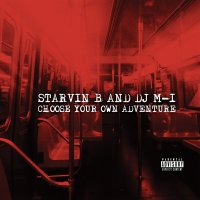 """Starvin B And DJ M-1 - Choose Your Own Adventure, 12"""", EP"""