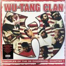 Wu-Tang Clan - Disciples Of The 36 Chambers: Chapter 1, 2xLP, Reissue