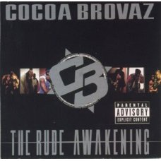 Cocoa Brovaz - The Rude Awakening, CD