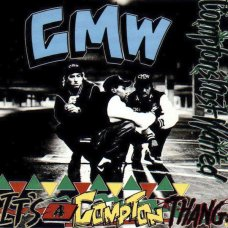 Compton's Most Wanted - It's A Compton Thang, CD