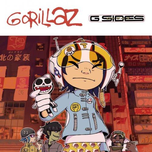 Gorillaz - G-Sides, LP (RSD2020)