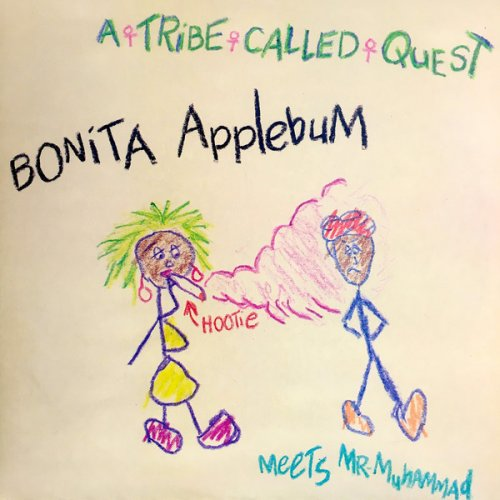 """A Tribe Called Quest - Bonita Applebum Meets Mr. Muhammad, 12"""""""