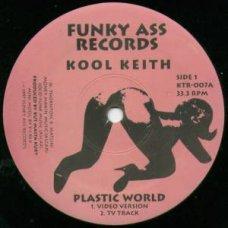 "Kool Keith - Plastic World / Get Off My Elevator, 12"""