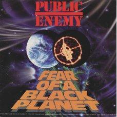 Public Enemy - Fear Of A Black Planet, LP