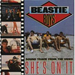 """Beastie Boys - She's On It, 12"""""""