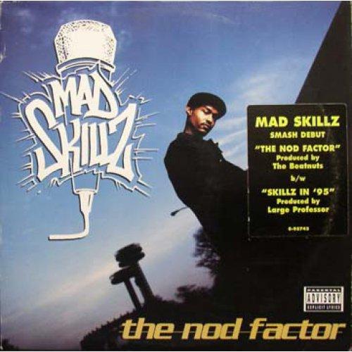 "Mad Skillz - The Nod Factor, 12"""