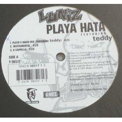 "Luniz - Playa Hata / Pimps, Playas & Hustlas, 12"""