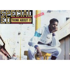 """Special Ed - Think About It (Remix), 12"""""""