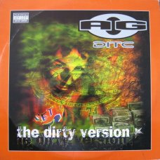 AG - The Dirty Version, 2xLP
