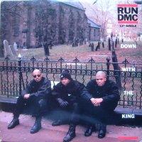 "Run DMC - Down With The King, 12"""