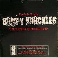 Freddie Foxxx / Bumpy Knuckles - Industry Shakedown, 2xLP