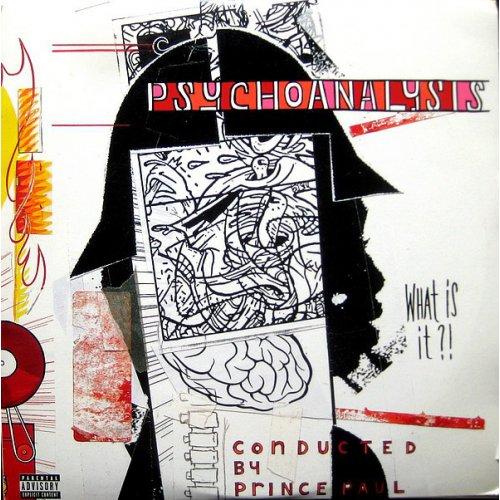 Prince Paul - Psychoanalysis (What Is It?), 2xLP