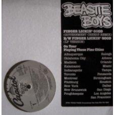 "Beastie Boys - Finger Lickin' Good / Gratitude, 12"", Promo"