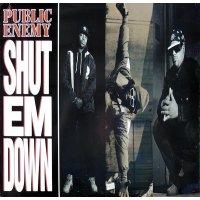 """Public Enemy - Shut Em Down, 12"""""""