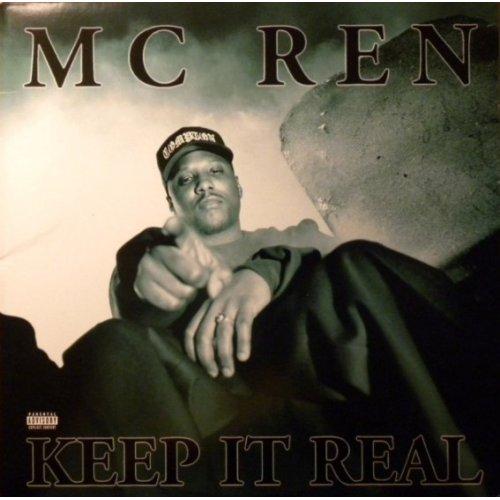 "MC Ren - Keep It Real, 12"""