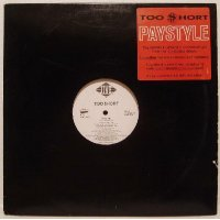 """Too Short - Paystyle, 12"""", Promo"""