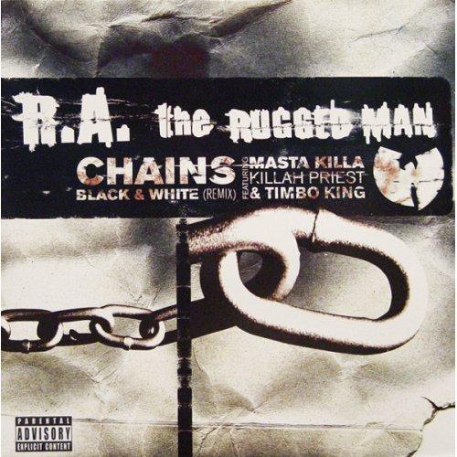 """R.A. The Rugged Man - Chains / Black & White, 12"""""""