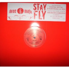 Three 6 Mafia - Stay Fly, 12""