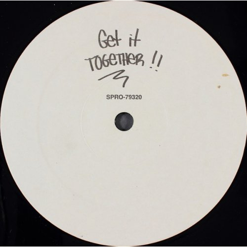 """Beastie Boys - Get It Together, 12"""", Promo"""