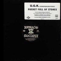 "U.G.K. - Pocket Full Of Stones, 12"""