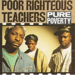 Poor Righteous Teachers - Pure Poverty, LP