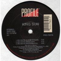 """King Sun - Big Shots, 12"""""""