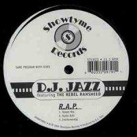"D.J. Jazz - R.A.P., 12"""
