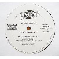 "Gangsta Pat - I'm Tha Gangsta / Shootin' On Narcs, 12"", Promo"