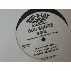 """Odd Squad - Fa Sho, 12"""", Promo"""