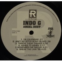 Indo G - Angel Dust, 2xLP, Promo