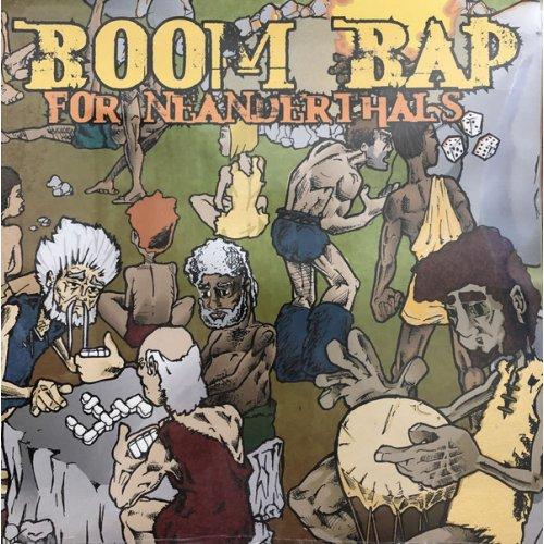 "Various - Boom Bap For Neanderthals, 12"", EP"