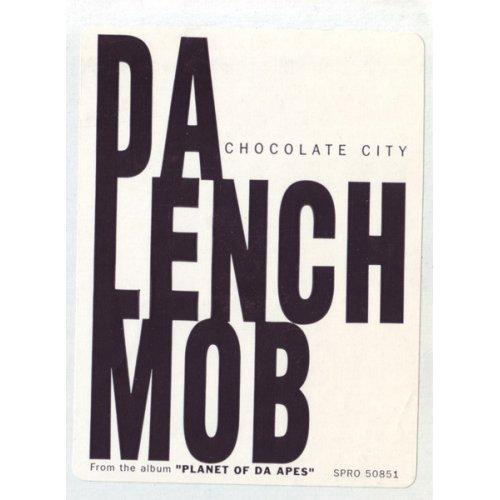 "Da Lench Mob - Chocolate City / Environmental Terrorists, 12"", Promo"