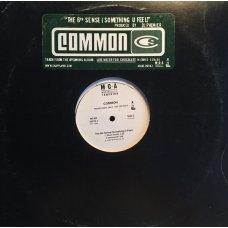 """Common - The 6th Sense (Something U Feel), 12"""", Promo"""