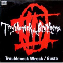 "Troubleneck Brothers - Troubleneck Wreck, 12"", Promo"