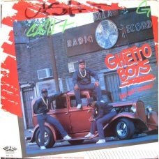 """Ghetto Boys - You Ain't Nothing, 12"""""""
